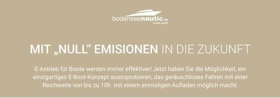 Null Emissionen - Q-Yachts