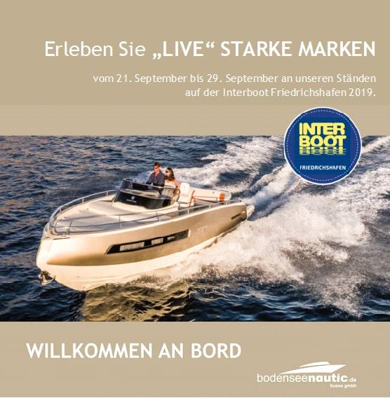 """Erleben Sie """"LIVE"""" STARKE MARKEN"""
