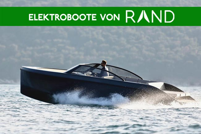 RAND elektro Boote