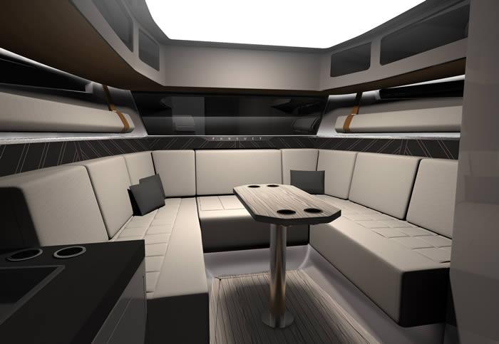 Rand Yacht Innenansicht 1
